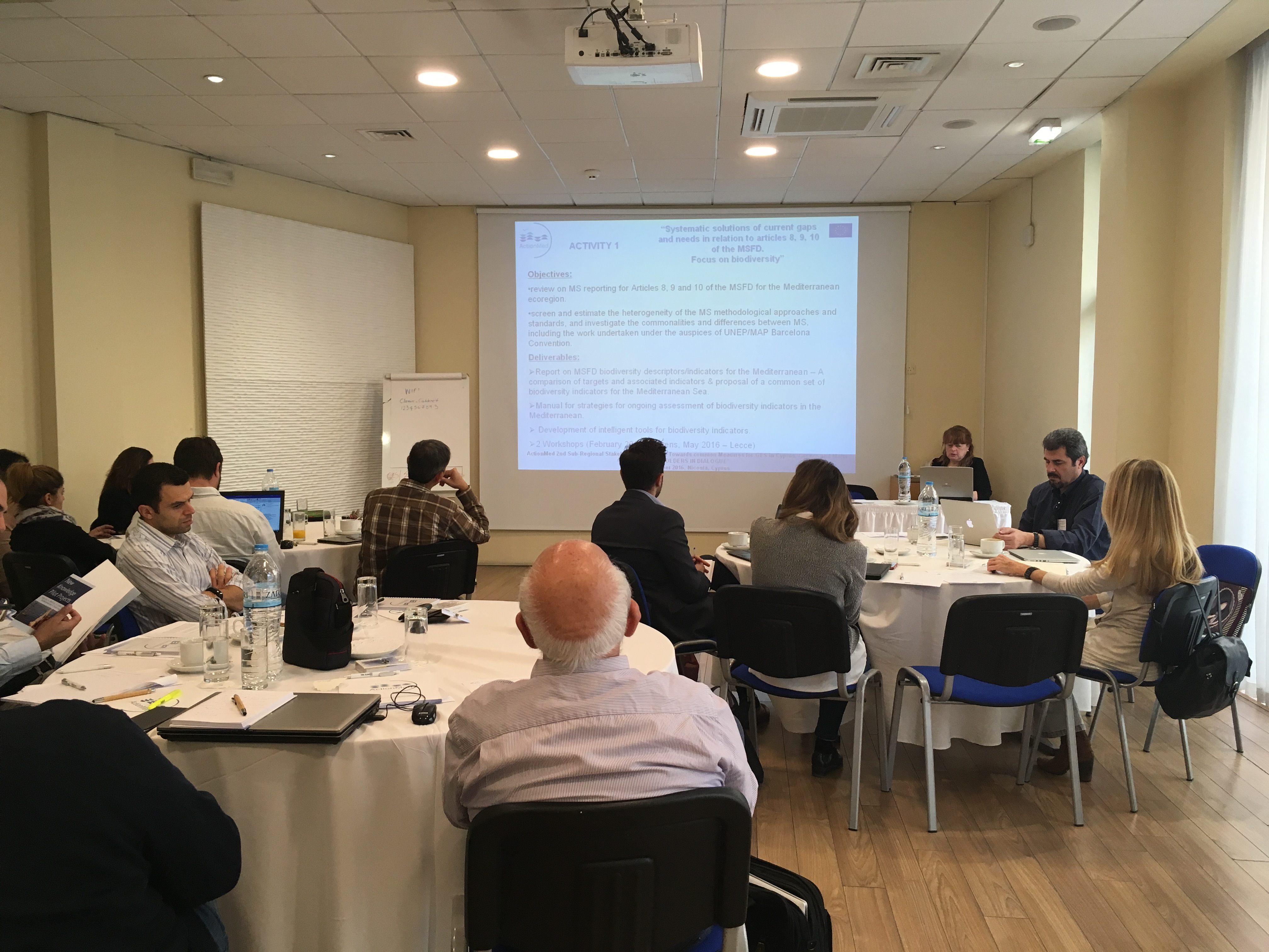 Protected: Minutes ActionMed 2nd Sub-Regional Stakeholder Workshop