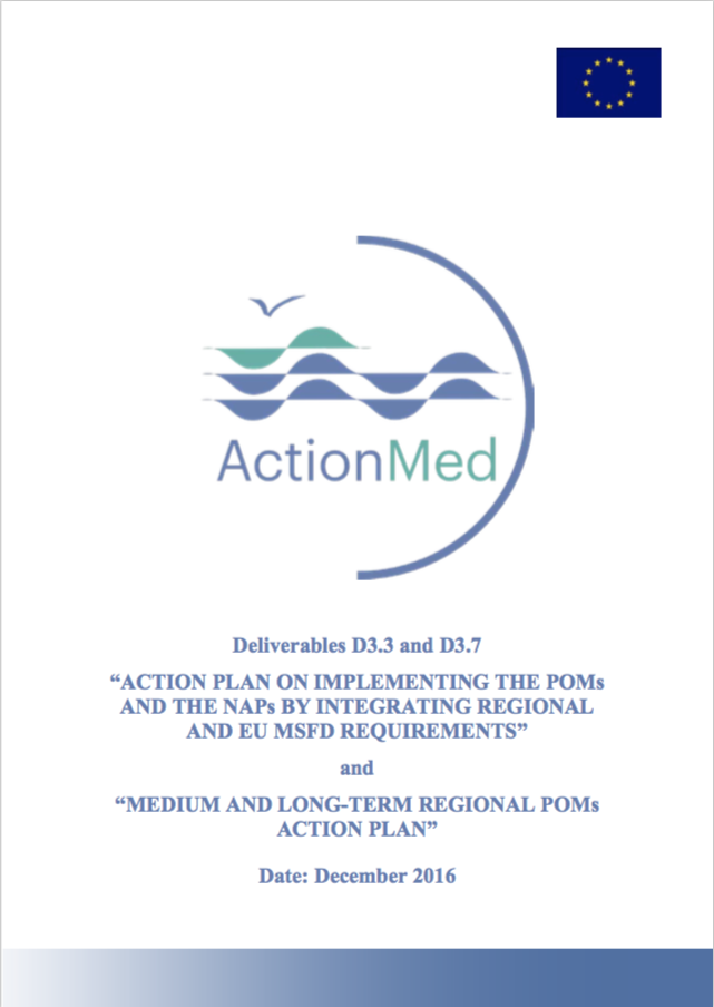 ActionMed Deliverable D3.3 and D3.7 Regional PoMs and Action Plans